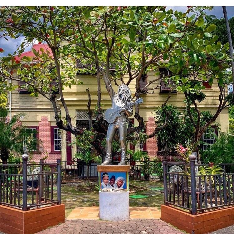 Jamaica instagram spots, most instagrammable places in Jamaica, Jamaica photos, Jamaica photography, Bob Marley Museum