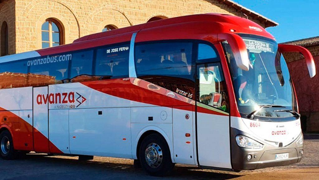 Avanza Bus, Malaga airport to Gibraltar