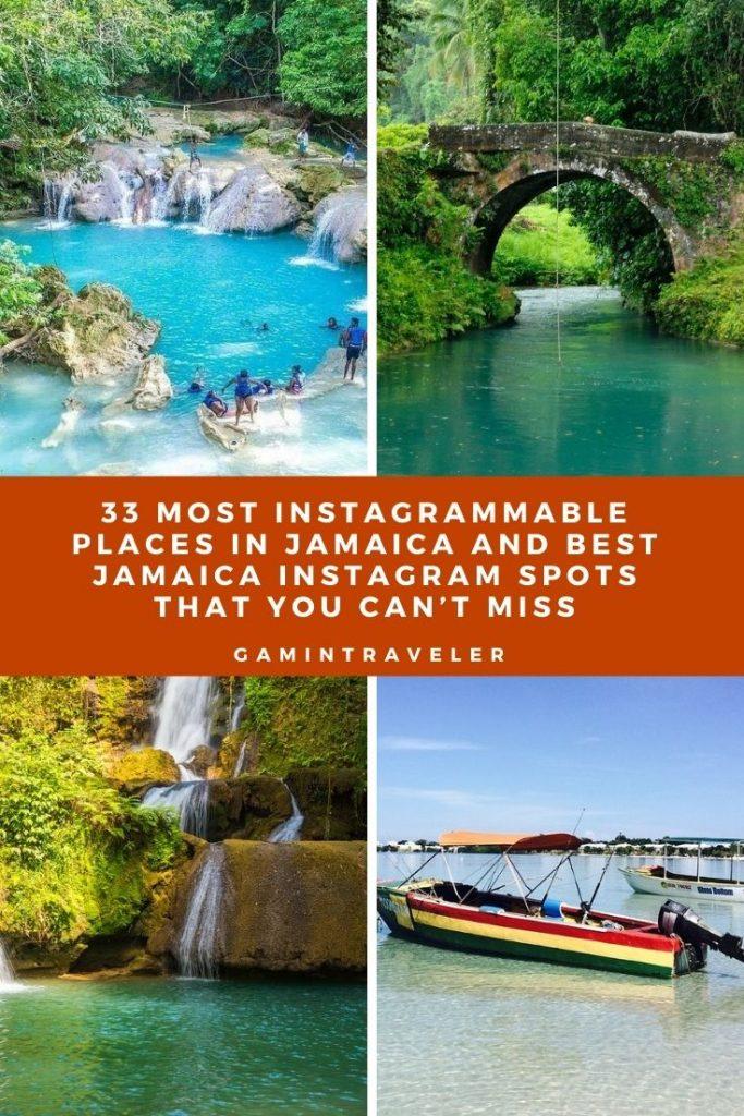 Jamaica instagram spots, most instagrammable places in Jamaica, Jamaica photos, Jamaica photography