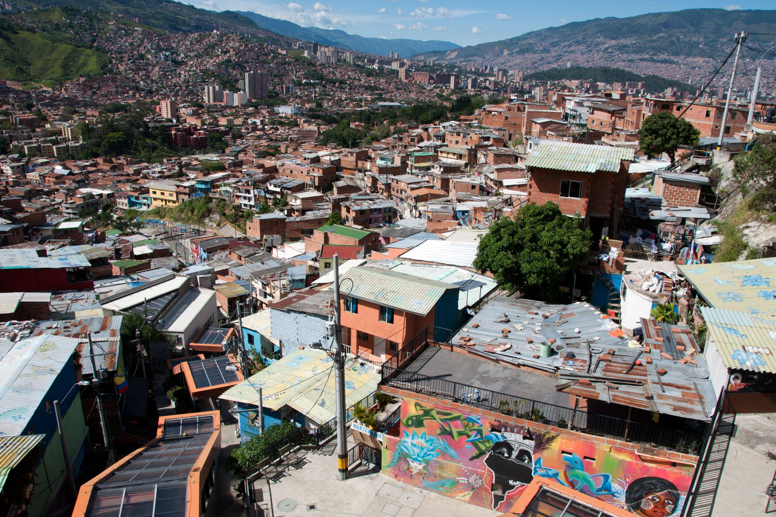 Colombia instagram spots, most instagrammable places in Colombia, Colombia photos, Colombia photography, Comuna 13