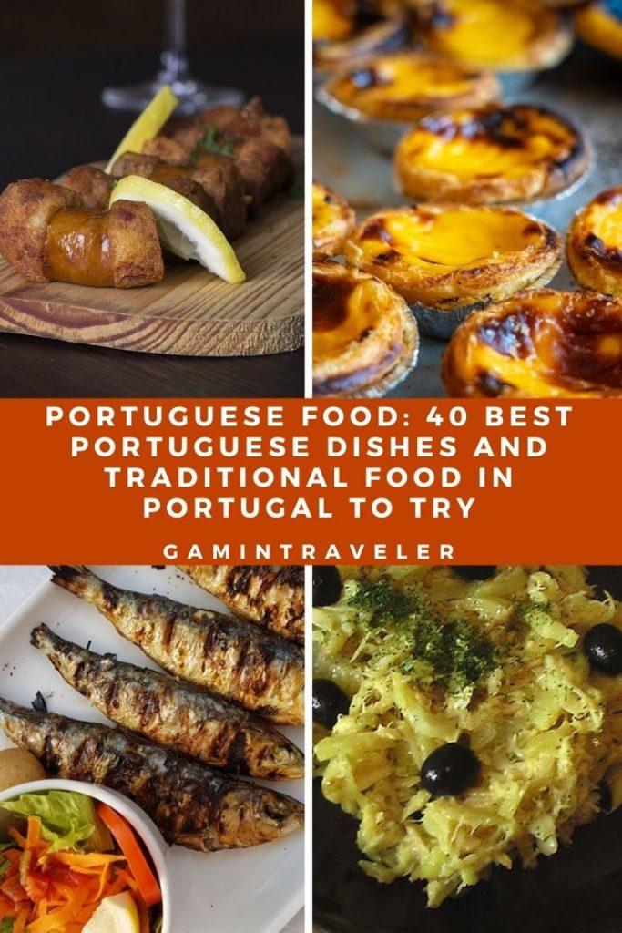 Portuguese Food, Portuguese cuisine, traditional Portuguese food, food in Portugal, Portuguese dishes