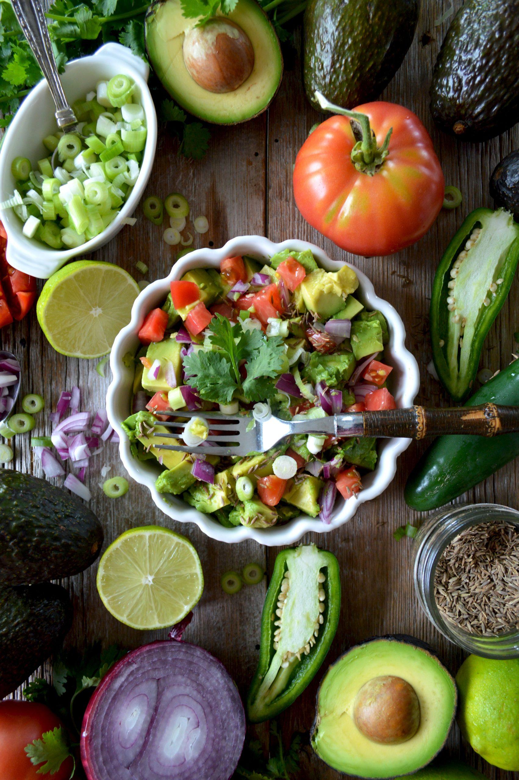 Mediterranean salad, Spanish Food, spanish cuisine, traditional spanish food, food in Spain, Spanish dishes