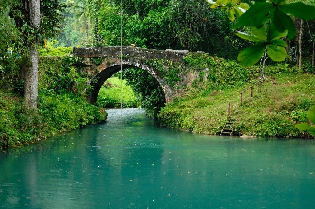 Jamaica instagram spots, most instagrammable places in Jamaica, Jamaica photos, Jamaica photography, Spanish bridge Jamaica