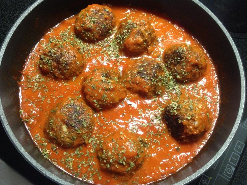 Albondigas, Spanish Food, spanish cuisine, traditional spanish food, food in Spain, Spanish dishes