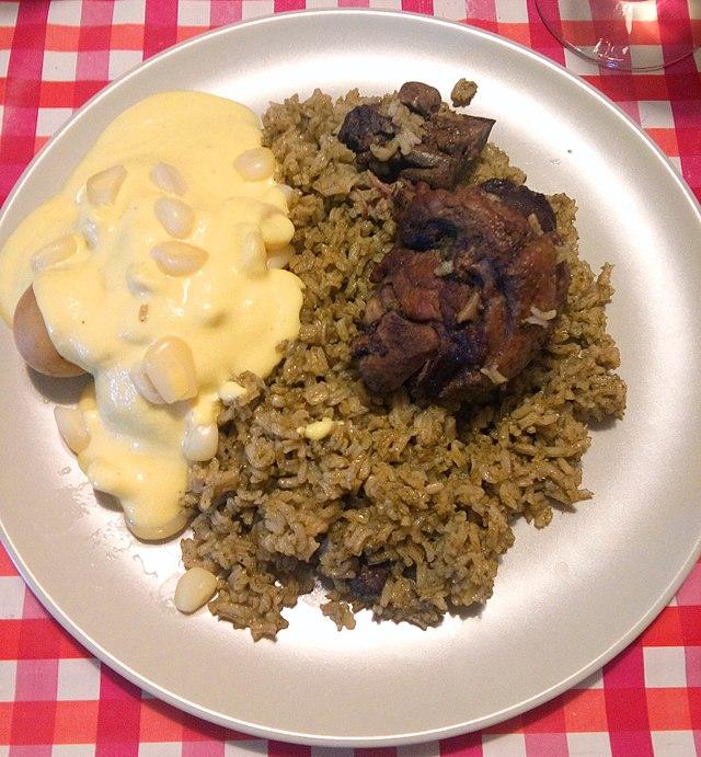 Arroz do pato, Portuguese Food, Portuguese cuisine, traditional Portuguese food, food in Portugal, Portuguese dishes