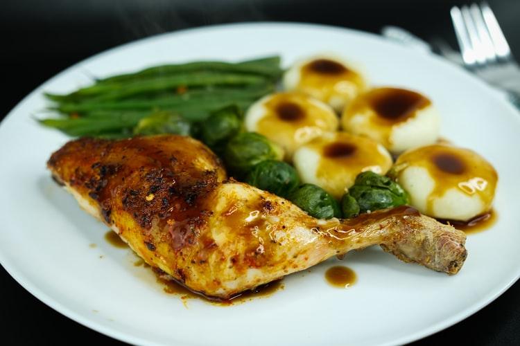 Portuguese chicken piri-piri, Portuguese Food, Portuguese cuisine, traditional Portuguese food, food in Portugal, Portuguese dishes