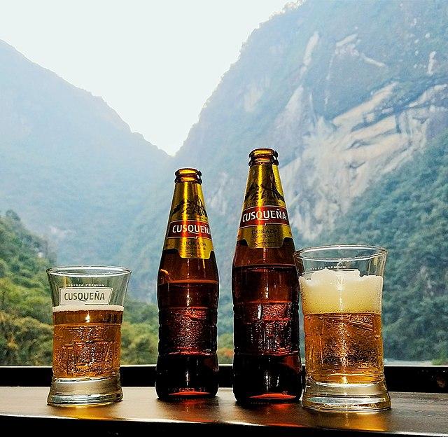 Peruvian Food, Peruvian cuisine, Traditional Peruvian Food, drinks in Peru, Peruvian drinks, Cusquena