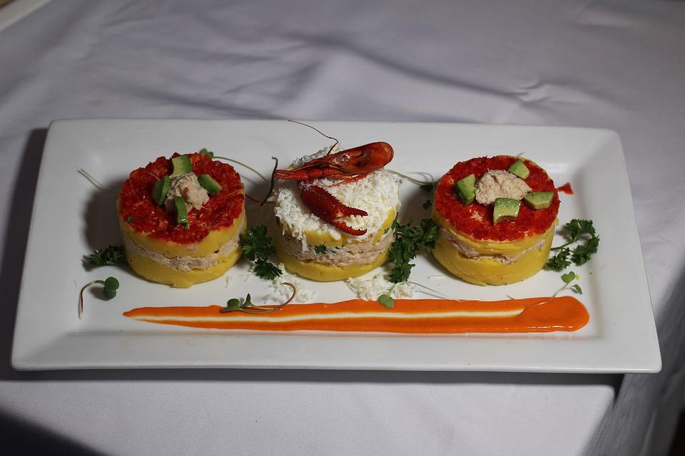Peruvian Food, Peruvian cuisine, Traditional Peruvian Food, food in Peru, Peruvian dishes, Causa rellena