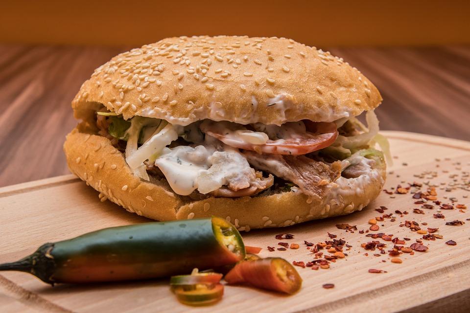 German Food, German cuisine, Traditional German Food, food in Germany, German dishes, Doner Kebab