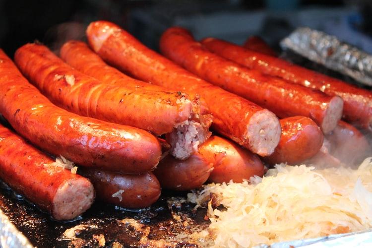 German Food, German cuisine, Traditional German Food, food in Germany, German dishes, German Sausages