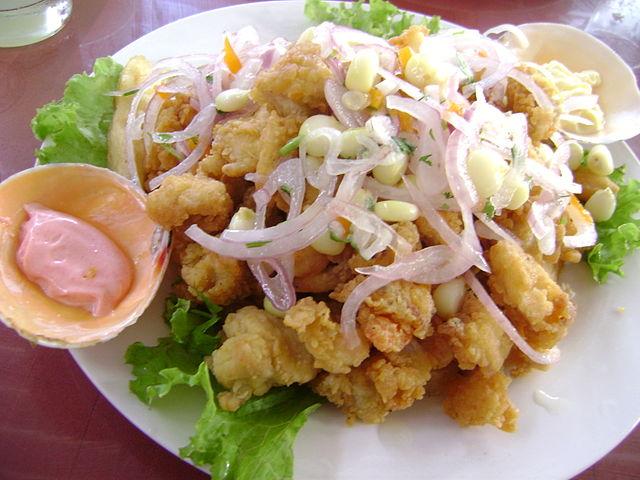 Peruvian Food, Peruvian cuisine, Traditional Peruvian Food, food in Peru, Peruvian dishes, Jalea