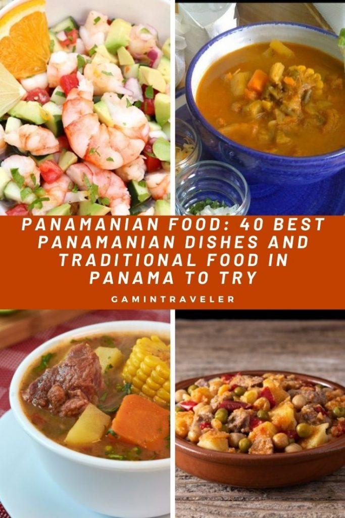 Panamanian Food, Panamanian cuisine, Traditional Panamanian Food, food in Panama, Panamanian dishes