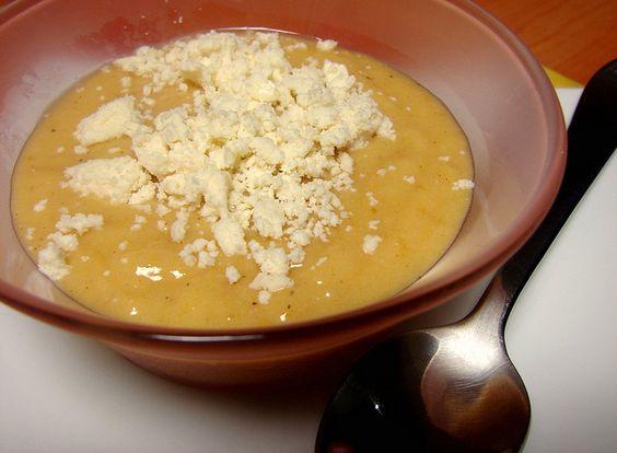 Pesada de Nance (Corn Flour Dessert), Panamanian Food, Panamanian cuisine, Traditional Panamanian Food, food in Panama, Panamanian dishes