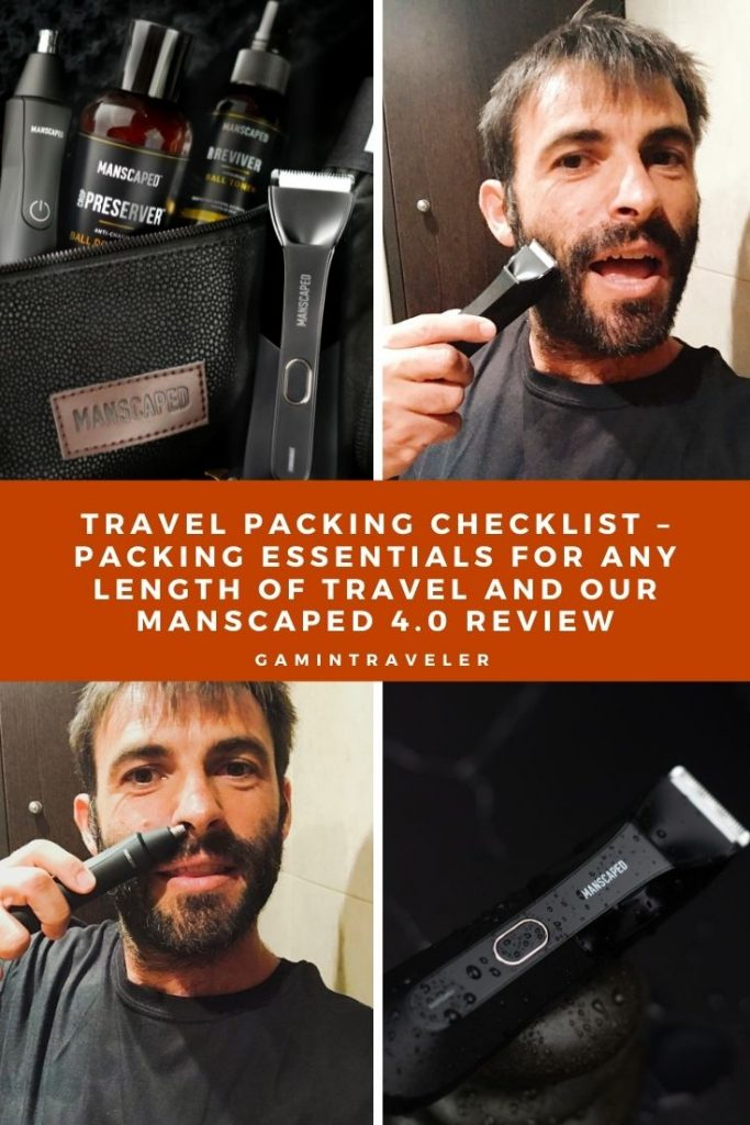 Manscaped 4.0 Review