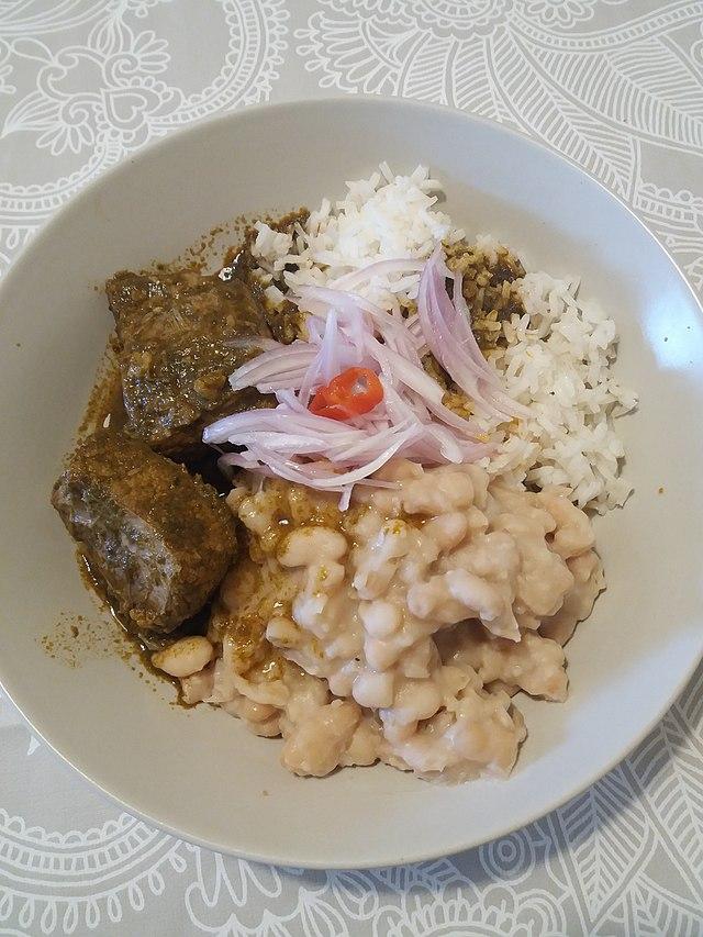 Peruvian Food, Peruvian cuisine, Traditional Peruvian Food, food in Peru, Peruvian dishes, Seco de carne