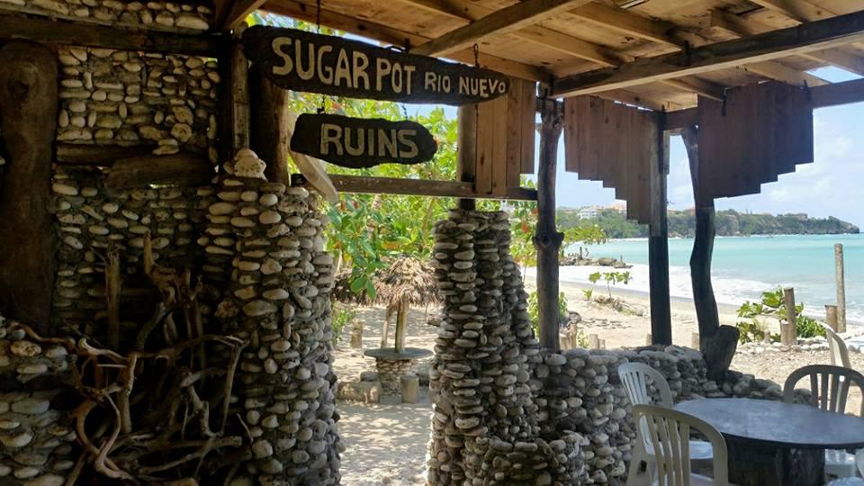 restaurants in ocho rios 2400, best restaurants in ocho rios 170, ocho rios food, where to eat in ocho rios, Sugarpot Ruins Beach Bar & Restaurant