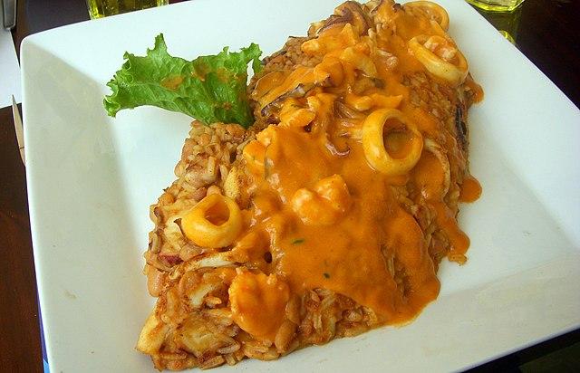 Peruvian Food, Peruvian cuisine, Traditional Peruvian Food, food in Peru, Peruvian dishes, Tacu-tacu