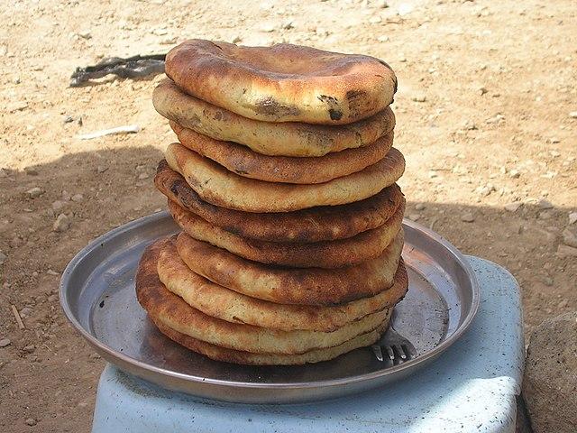 Tunisian snacks, Traditional Tunisian snacks and desserts, Tunisia snacks, Tunisia desserts, traditional snacks and desserts in Tunisia, Tunisian desserts, tabouna bread
