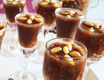 Tunisian snacks, Traditional Tunisian snacks and desserts, Tunisia snacks, Tunisia desserts, traditional snacks and desserts in Tunisia, Tunisian desserts, zrir