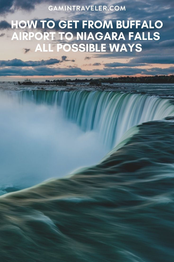How To Get From Buffalo Airport To Niagara Falls - All Possible Ways, cheapest way from Buffalo airport to Niagara Falls, Buffalo airport to Niagara Falls, Buffalo Airport Bus To Niagara Falls
