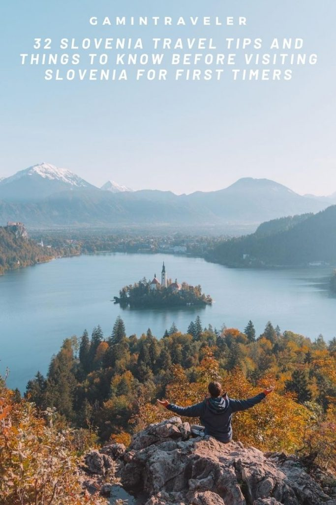 Slovenia Travel Tips, Things To Know Before Visiting Slovenia, facts about Slovenia
